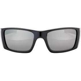 Oakley Fuel Cell Sonnenbrille polished black/prizm black